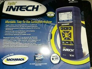 Bacharach Fyrite Intech 0024 8523 Residential Combustion Analyzer Kit