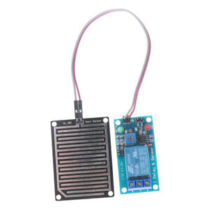 Rain Water Sensor Detection Module dc 5v 12v Relay Control Module For Ardu G3