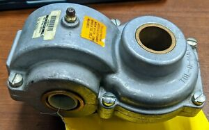 Tolomatic 02610000 Float a shaft Right angle Gearbox Coupling Nos