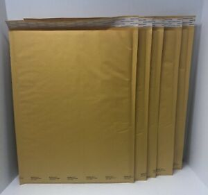 Bubble lite 14 5 X 20 Lot Of 5 Self Sealing Bubble Mailers Cushioned Envelopes