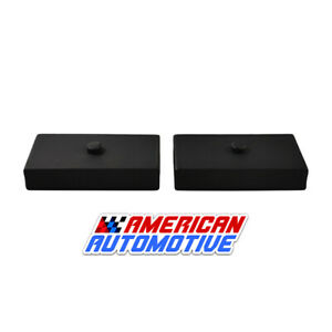 For Toyota Tundra Lift Kit 1 Rear Steel Suspension Lift Blocks 2wd 4wd