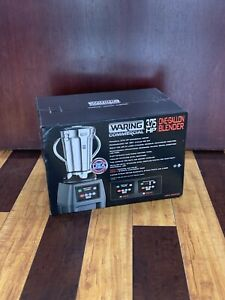 Waring Cb15 3 75 Hp Food Blender With 1 Gallon S s Container Commercial Grade
