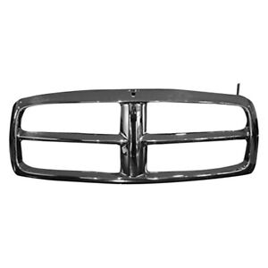 For Dodge Ram 1500 2002 2005 Replace Ch1200260 Outer Grille Shell