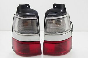 Jdm Toyota Corolla Ae100 Ae101 E100 Tail Lamps Lights Wagon Touring 1997 00 Oem