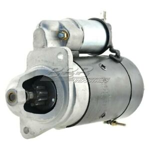 For Mg Mgb 1968 1980 Bbb Industries Premium Remanufactured Starter