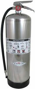 Amerex 240 2 5 Gallon Water Class A Fire Extinguisher