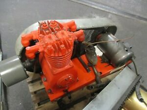 Devilbiss Air Compressor Jtdp 5000 5hp 300psi Used