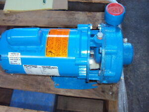 Goulds Water Technology 2bf10712 Pump 3 4 Hp 1 Ph 120 240vac 1 Ph 1 1 2 Inlet