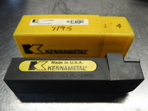 Kennametal 1 25 Indexable Lathe Tool Holder Dclnl 206d loc968c
