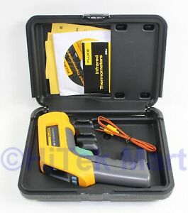 New Fluke 566 Ir Infrared Contact Thermometer