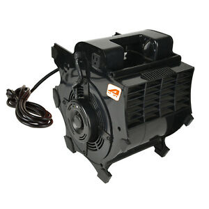 Aain High Velocity Blower Fan industrial Air Mover utility Carpet Dryer 3 speed