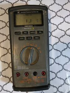 Blue point Dmsc683a Auto Ranging Digital Multimeter No Test Leads