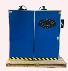 New 6x6x8 Smart Electric Powder Coating Oven