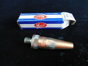 Meco Cutting Tip 3515 4 L a New Old Stock