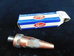 Meco Cutting Tip 3513 2 L a New Old Stock