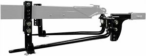 Reese 49913 Round Bar Weight Distribution Hitch 1150lb With Sway Control