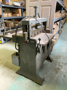 Challenge Style H Power Guillotine Paper Cutter Style 305f