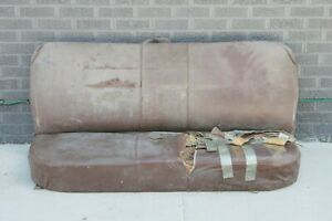 Original 1948 53 Dodge Fargo B series Truck Bench Seat Springs Cushions Mopar