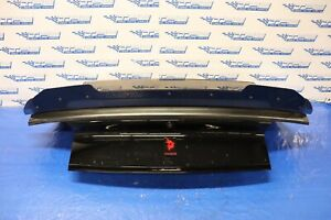 2020 Ford Mustang Gt Coyote 5 0 V8 Oem Rear Trunk Lid W Spoiler Wing 1225