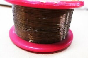 Sigmund Cohn Wire 0005 Enameled Copper Magnetic Coil Transformer Winding 800