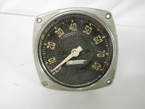 1948 1949 1950 Dodge Truck Pickup Pilothouse Speedometer Used