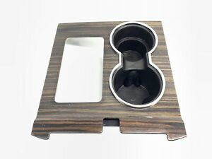 07 14 Lincoln Navigator Center Console Cup Holder Middle Front Cupholder Shifter
