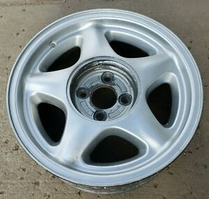 1991 92 1993 Ford Mustang Gt 5 Star 16 Aluminum Wheel 4 Lug Oem Reman