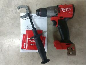Brand New Milwaukee M18 Fuel Brushless 1 2 Hammer Drill Model 2804 20
