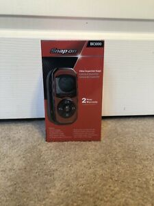 Snap On Bk3000 Digital Handheld Video Inspection Scope