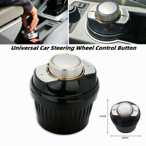 Universal Car Wireless Steering Wheel Remote Control Button For Stereo Gps Dvd