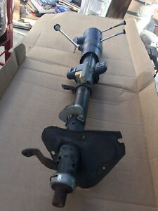 1968 69 Buick Skylark Gm A Body Tilt Steering Column W Key