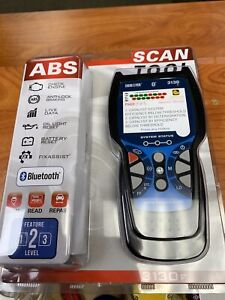 Innova 3130f Diagnostic Scan Tool Code Reader With Fixassist Bluetooth Sealed