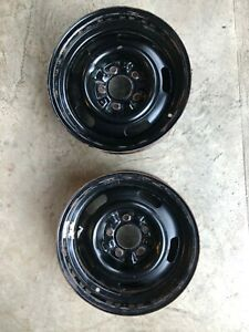 1967 Chevy Corvette Rally Wheels 15 X 6 Dc Date Code