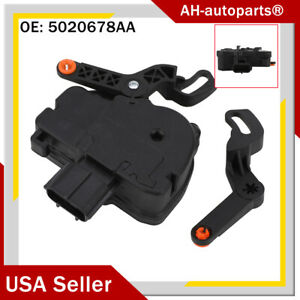 Door Lock Actuator Rear Passenger Side Hand Fits For 08 19 Dodge Grand Caravan