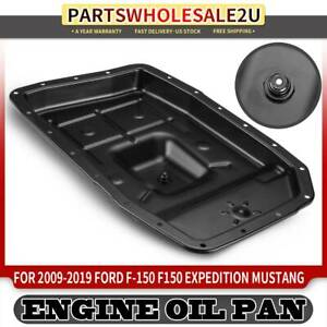 Auto Transmission Lower Oil Pan For Ford F 150 Expedition Lincoln Mustang 6r80