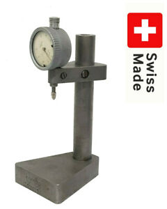 Indicator Comparator Stand Holder precision Height Stand Compac Swiss