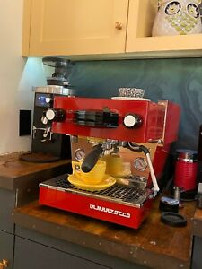 La Marzocco Linea Mini And Mahlkonig K65s the Best Grinder Made
