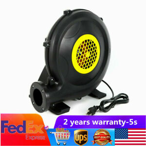 0 5hp Air Blower Pump Fan 370 Watt For Inflatable Bouncers House Bouncy Castle