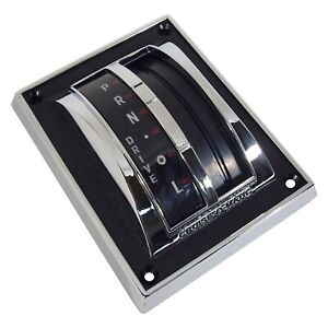 For Ford Mustang 1965 1966 Mr Mustang Center Console Shifter Level Bezel Cover