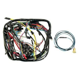 For Ford Mustang 1967 Mr Mustang Ma11676 Internal Console Wire