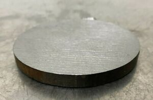 1 4 Thick 1045 Steel Plate steel Disc Shaped 2 3 4 Diameter Round Circle