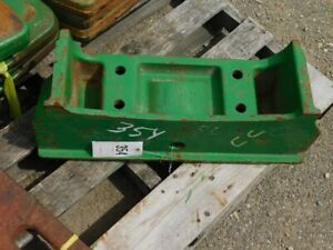John Deere 6000 Series Tractor Suitcase Weight Bracket Part l78555 Tag 354