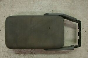 Ford Ranger Center Console Lid Cover Arm Rest 1998 To 2003 Dark Gray
