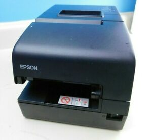 Epson Pos Thermal Receipt Printer M253a W Power Plus a2