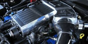 Kenne Bell 07 12 Ford Gt500 5 4l Supercharger Mammoth 2 8l Intercooled Complete