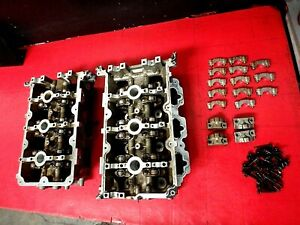 06 09 Ford Fusion Motor Engine Cylinder Head Left Right Cam Caps Bolts 3 0 Oem