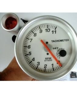 5 Inch Tachometer With Shift Light