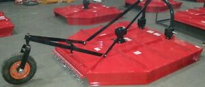 5 Rotary Mower Model 5rcm Brush Cutter Rough Cut Bush Hog Pto Driven