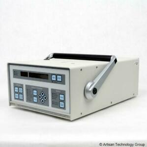 Met One A2408 Lab Benchtop Laser Particle Counter Power Tested New