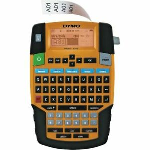 New Dymo Rhino 4200 Label Maker Thermal Printer With Qwerty Keyboard Free Ship